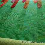 picket fences quilting detail