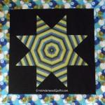 Kaleido striped star wm