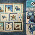 Chesapeake bay blues quilt